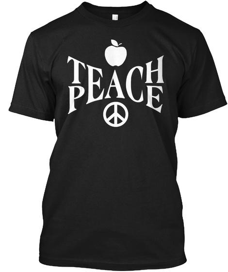 Teach Pe T-Shirt Front