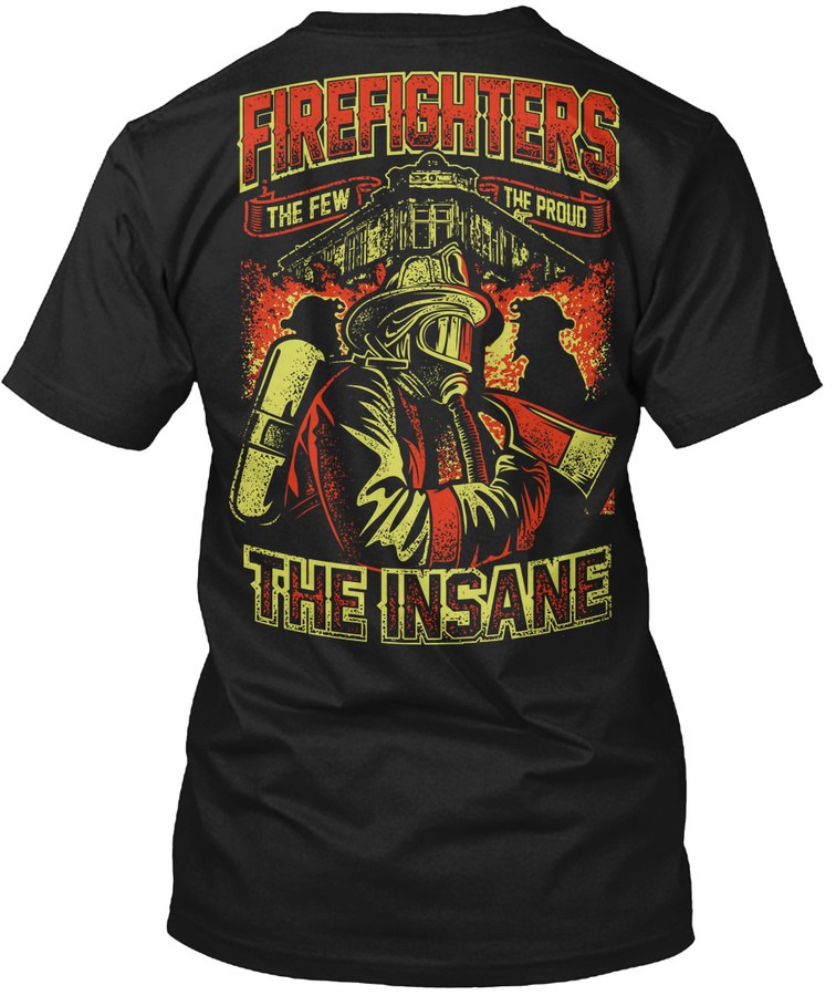 [limited] Proud Firefighter Unisex Tshirt