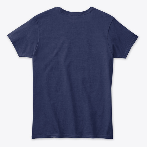 My Favorite Type Of Men Is Ramen Funny Navy T-Shirt Back