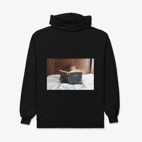 Nps Art Christian Collection Black T-Shirt Back