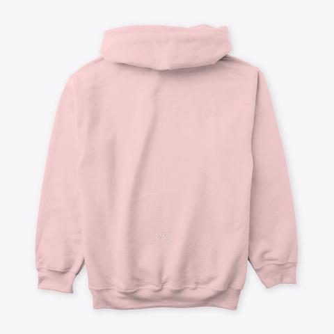 Official Ego Merch   First Drop Light Pink T-Shirt Back