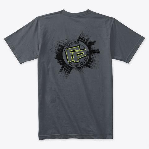 Circle Of Shred Men's Tee Heavy Metal T-Shirt Back