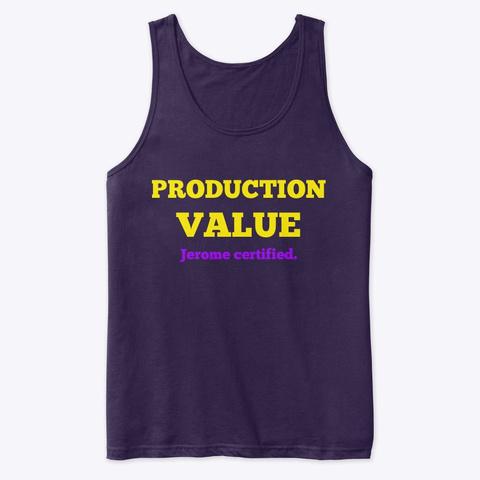 N/A Team Purple T-Shirt Front
