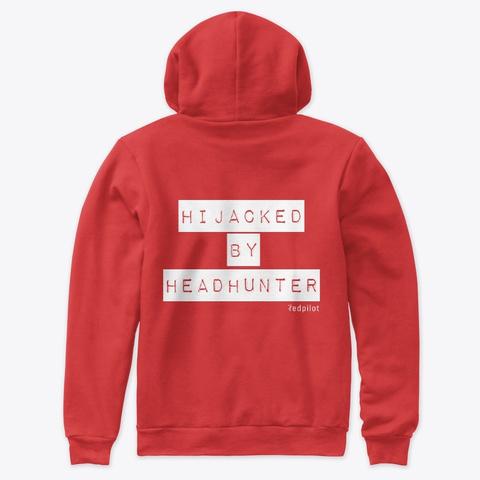 Premium Shirt By Redpilot Red T-Shirt Back