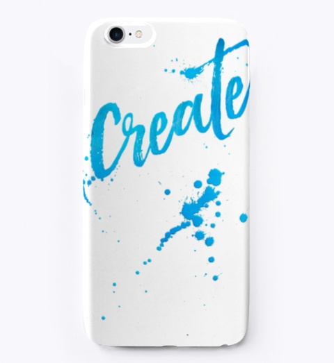 Create Phone Cases Standard T-Shirt Front