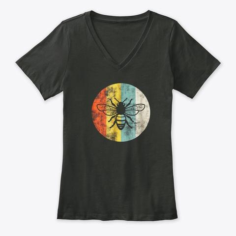 Beekeeper  T Shirt Black T-Shirt Front