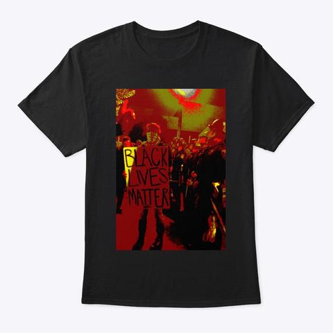 Black Love Black T-Shirt Front