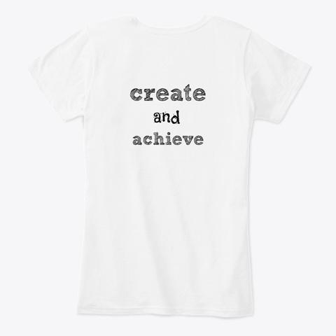 Emily Love White T-Shirt Back