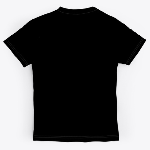 T Shirt: Live Show Black T-Shirt Back