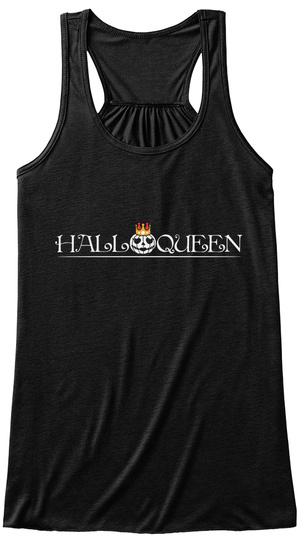 Halloqueen Black Women's Tank Top Front