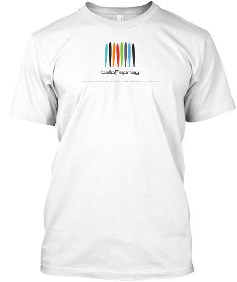 Balofspray White T-Shirt Front