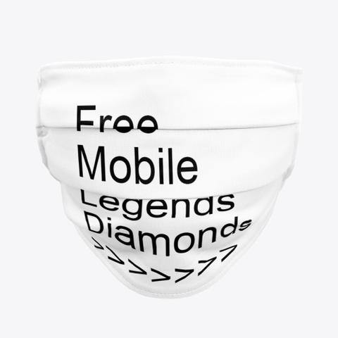 Mobile Legends Free Diamonds ~ No Offers Standard T-Shirt Front