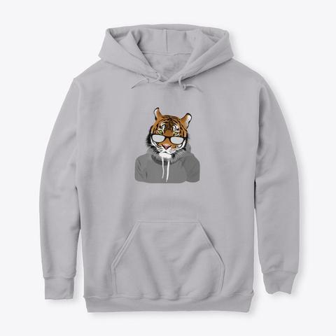 Cool Kat Sport Grey T-Shirt Front