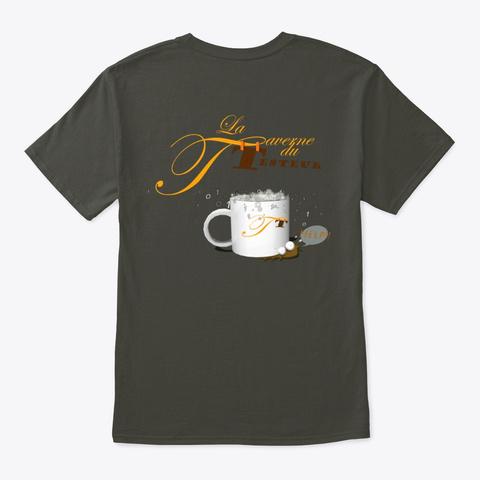 Goodies Taverne Smoke Gray T-Shirt Back