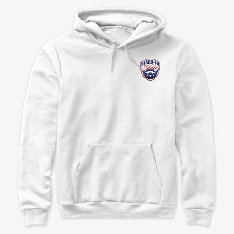 Sauce Shop 2  White Camiseta Front