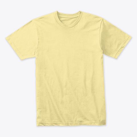 F Off... It's My Lane Too  Banana Cream T-Shirt Front
