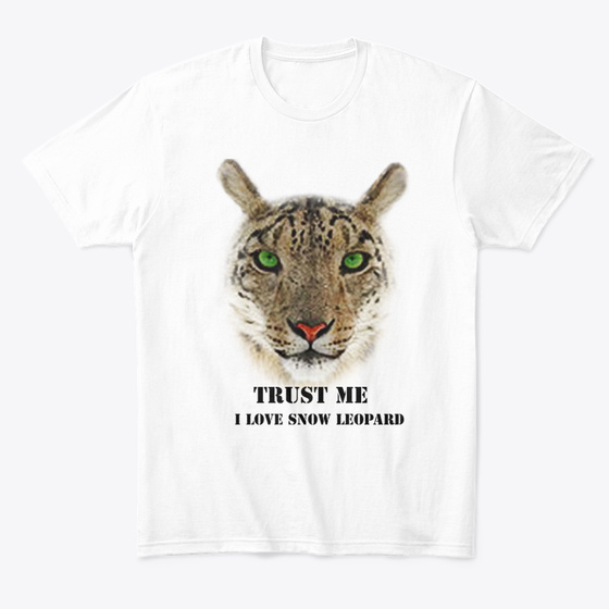 Snow StoreTeespring Shirt Men's Products Leopard From kn0NX8wOP