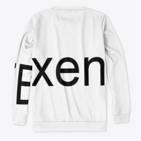 Androxene Male Enhancement Standard T-Shirt Back