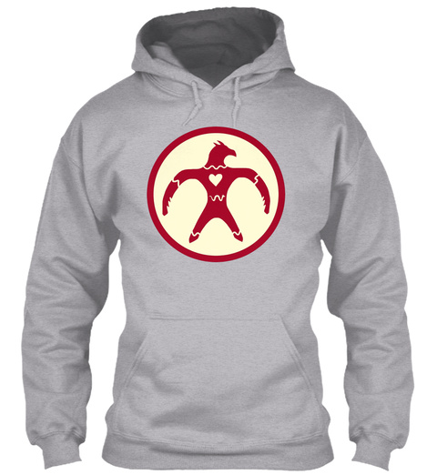 Language Immersion Fundraiser Sport Grey Sweatshirt Front