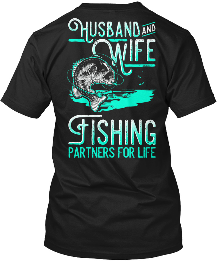 Fishing Partners For Life - Shop Cheap Fishing Long Sleeve Tees Design