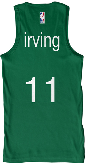 Irving 11 Kelly Tank Top Back