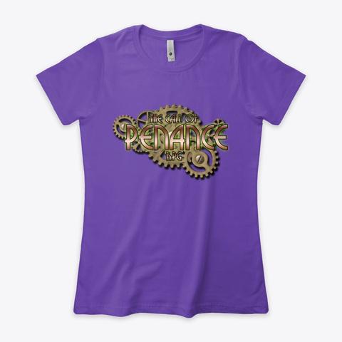 Call Of Penance Purple Rush T-Shirt, Call, t shirt, call of cthulhu
