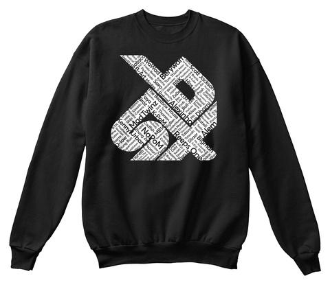 New Swissbeatbox Allstars Sweater Jet Black T-Shirt Front
