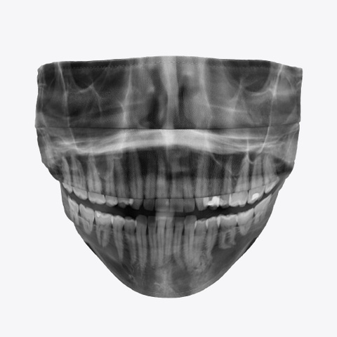 X Ray Smile Standard T-Shirt Front