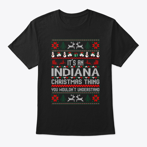 Indiana Christmas Thing Unisex Tshirt