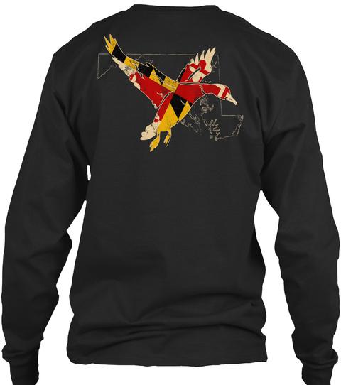 1116 Maryland Duck Hunter Waterfowl SweatShirt