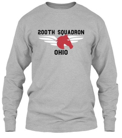 200th Squadron long sleeve t-shirt Unisex Tshirt