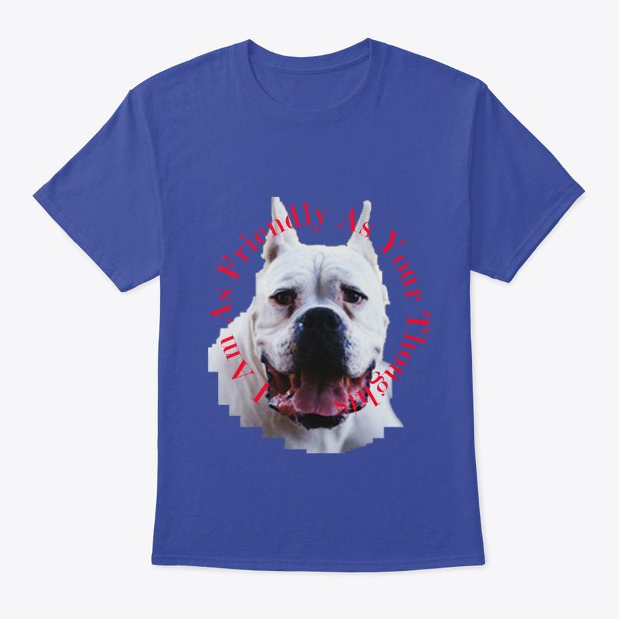 I AM ONE CUDDLY POOCH Unisex Tshirt