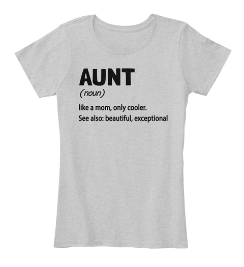 Family T Shirt Design   Aunt Definition Products From Great Family T Shirts Design Teespring