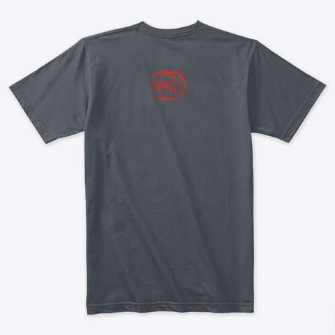 Blader On Back! Heavy Metal T-Shirt Back