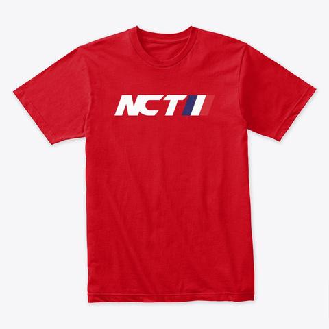 Vêtements Nct France Red T-Shirt Front