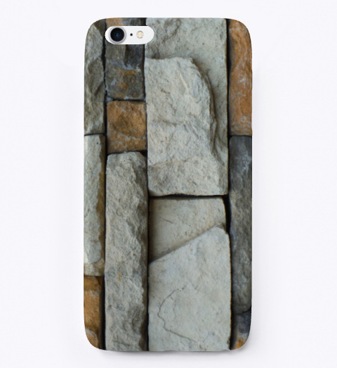 Stone Pattern Phone Cases Standard T-Shirt Front