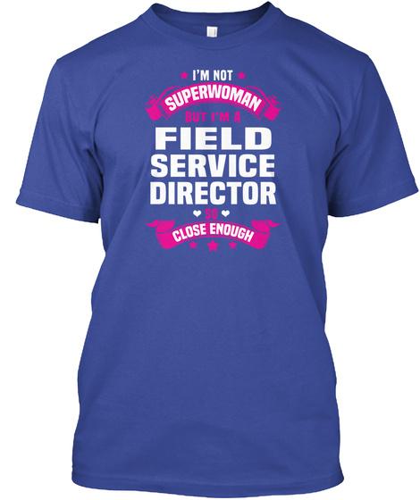 Field Service Director LongSleeve Tee