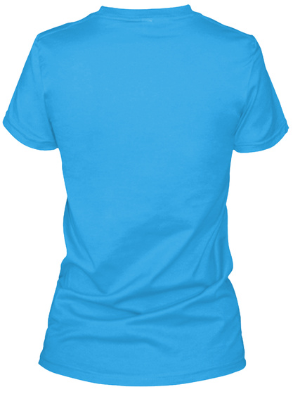 Lost Lake Farm Shirts Turquoise T-Shirt Back