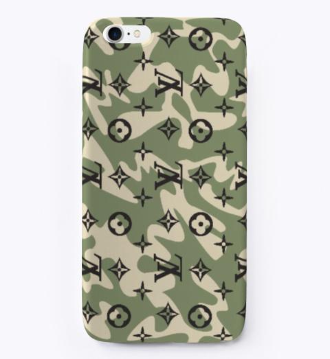 Designer Phone Case Standard Camiseta Front