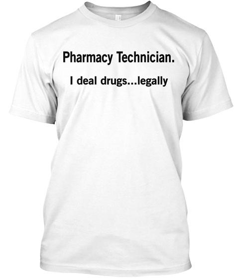 ecdc4432 Pharmacy Technician - Pharmacy Technician. I deal drugs...legally ...