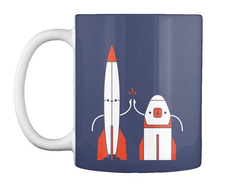 V2 Bros Mug [Usa] #Sfsf Dk Navy Mug Front