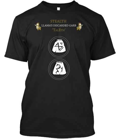 Na Defense: 11 Durability 20 Of 20 Required Strength: 12 Required Level 17 25% Faster Run/Walk Black T-Shirt Front
