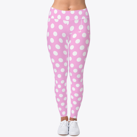 Pinky Leggings Standard T-Shirt Front