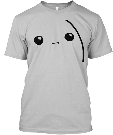 Muh. Sport Grey T-Shirt Front