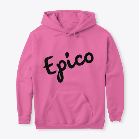"""Epico/Lu Lu Lunay"" Design Azalea T-Shirt Front"
