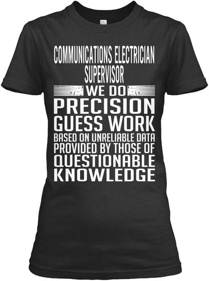 COMMUNICATIONS ELECTRICIAN SUPERVISOR SweatShirt