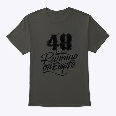 N/A Smoke Gray T-Shirt Front