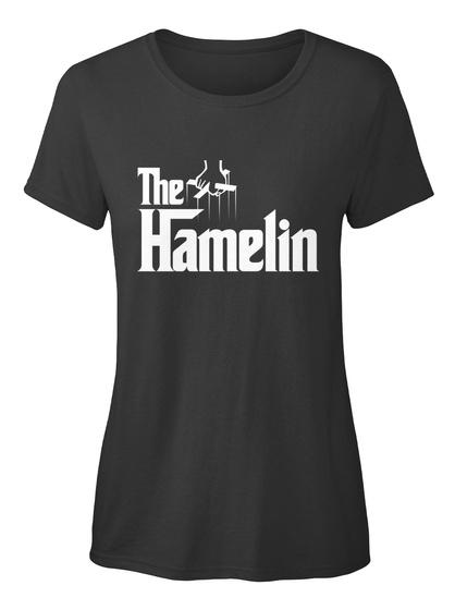Hamelin The Family Tee Black T-Shirt Front