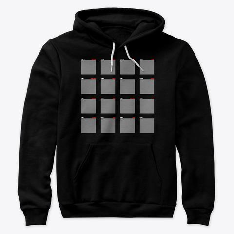 Paddler   Mpc Pad  Black T-Shirt Front