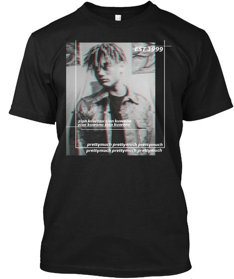 Zion Glitch Design Unisex Tshirt